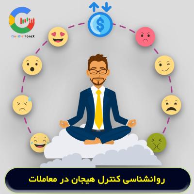 روانشناسی کنترل هیجان در معاملات روانشناسی فارکس